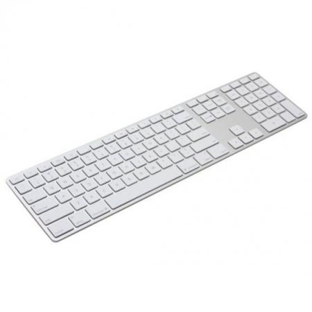 Toetsenbord - Apple - Keyboard - Zilver