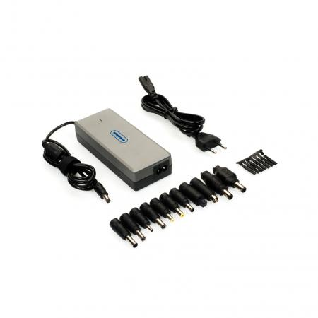 Laptop adapter - Bandrigde - 3750 mA - Grijs