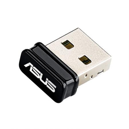 Wifi adapter - Asus - USB-N10 - Zwart