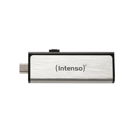 OTG adapter - Intenso - Mobile Line - Grijs
