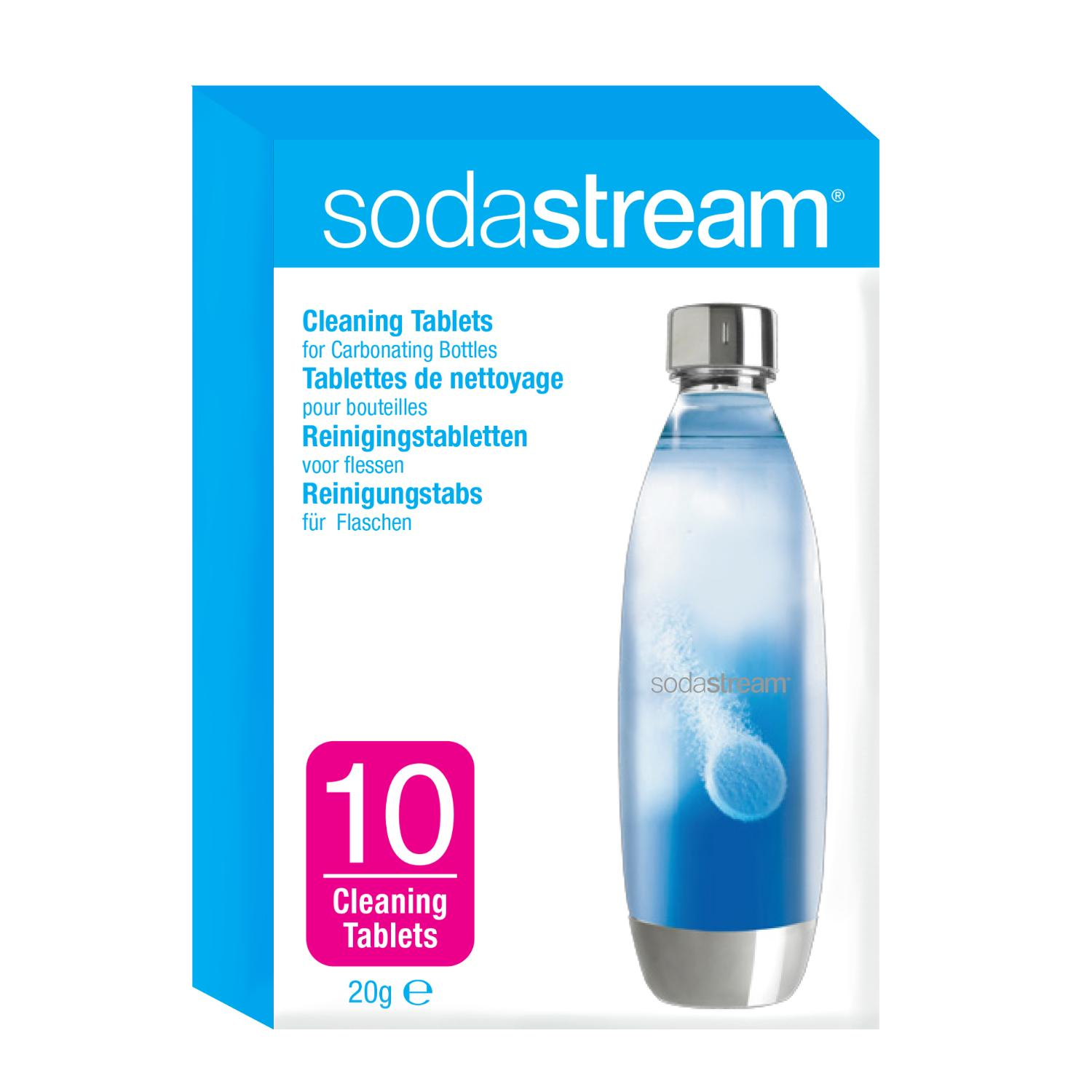 SodaStream - Cleaning Tablets