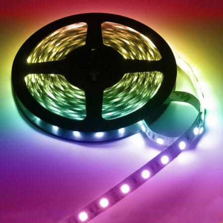 Ledstrip RGB - Techtube Pro - 5 m - Waterdicht