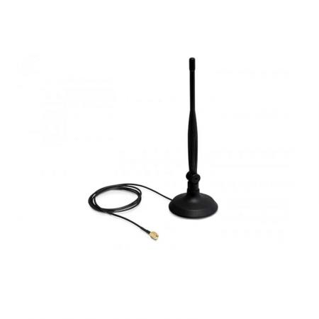 Wifi Antenne - Delock - Zwart