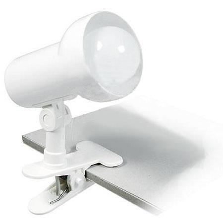 Klemspot kopen bij d klemspotjes en leeslamp specialist for Kpm leuchten