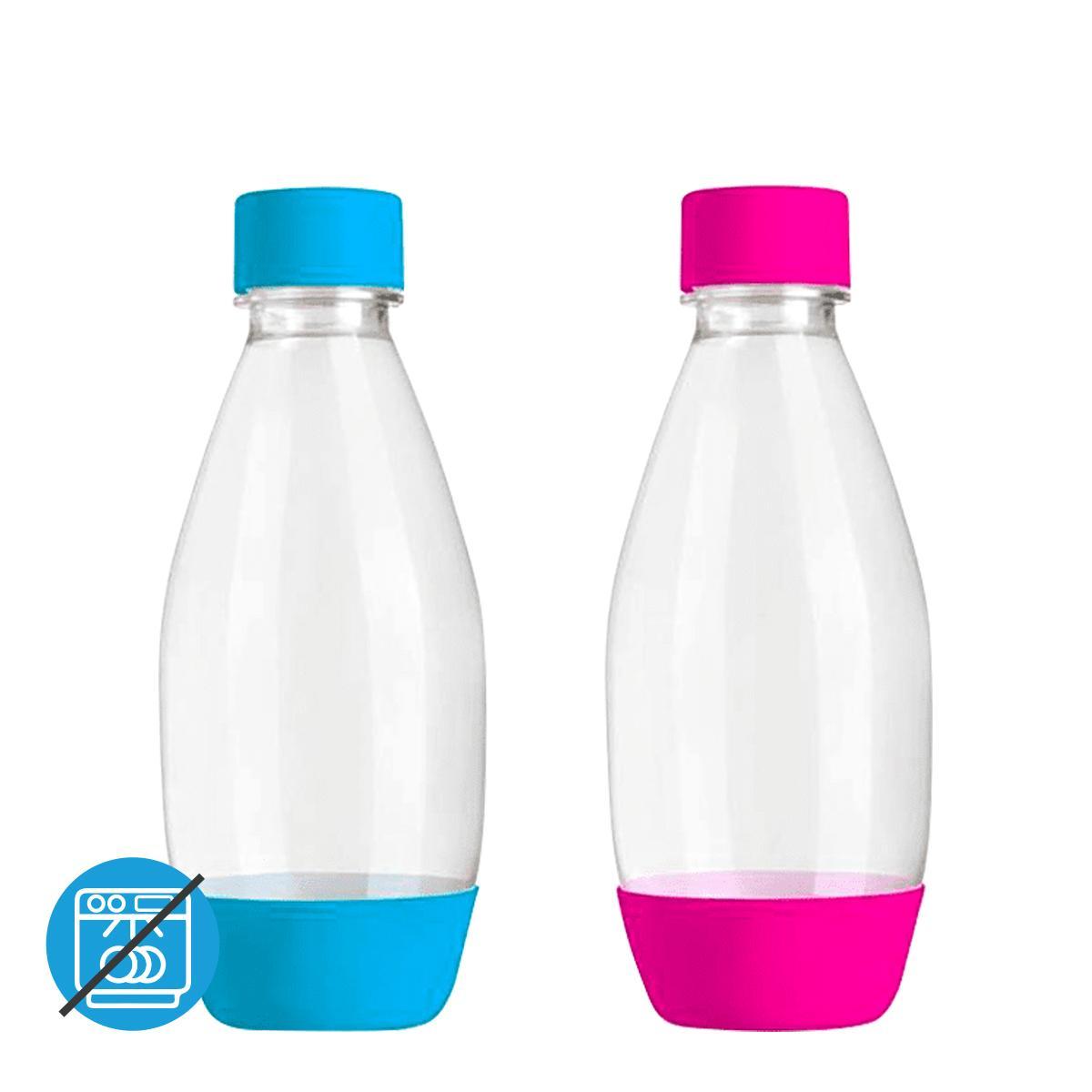 Afbeelding van SodaStream Flessen Pink Blue