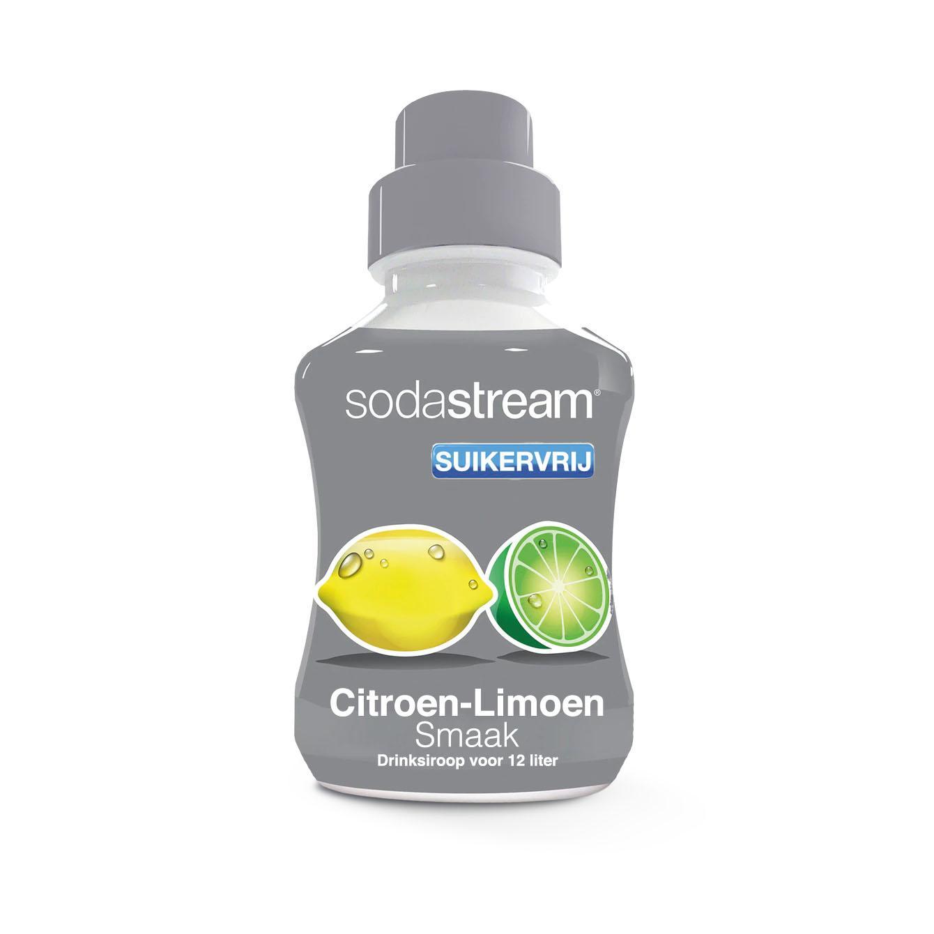 Afbeelding van SodaStream Classic Siroop Diet Lemon Lime