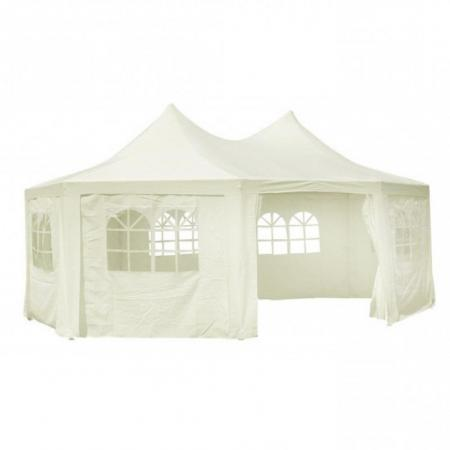 Partytent - Pagode - Wit